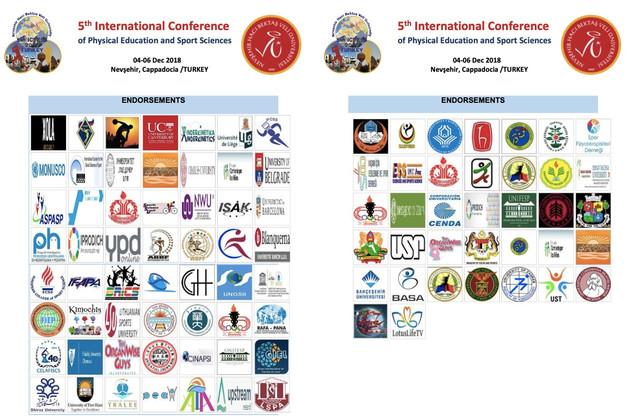ICPESS 2018 Endorsements