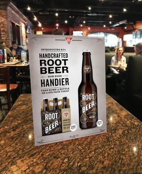 BJ's Brewhouse Root Beer