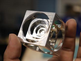 Aluminum Turner's Cube
