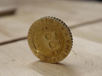 Brass Bitcoin