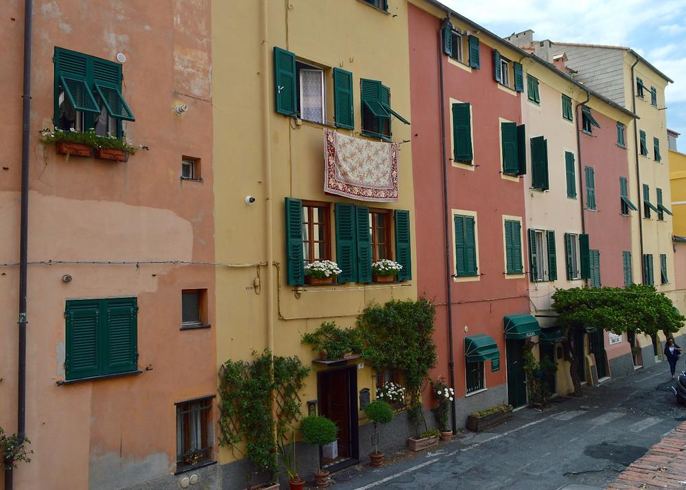 Streets of Genoa