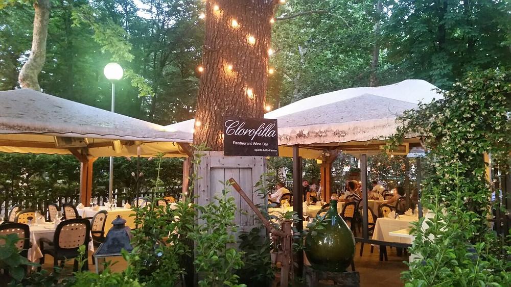 Clorofilla Restaurant