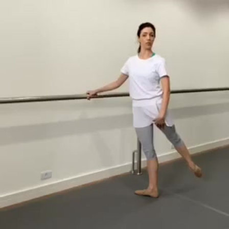 In Your Own Time Ballet Lessons