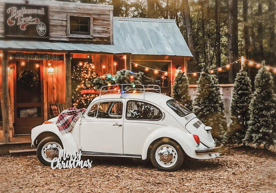 VW Christmas Set