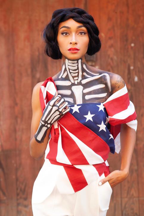 Fashion Editorial: Death To Democracy