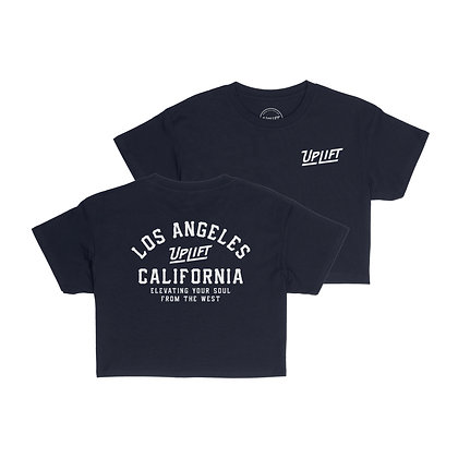 From The West Crop Tee
