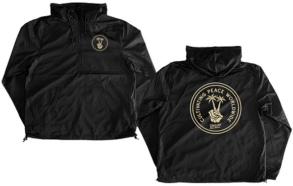 Cultivating Peace Windbreaker