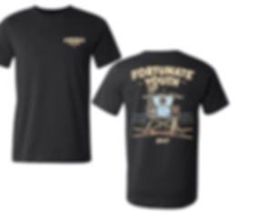 Fortunate Youth x Uplift Collab Tee
