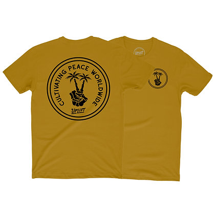 Cultivating Peace Tee