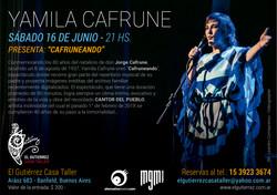 Yamila Cafrune