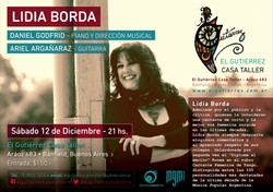 Lidia Borda