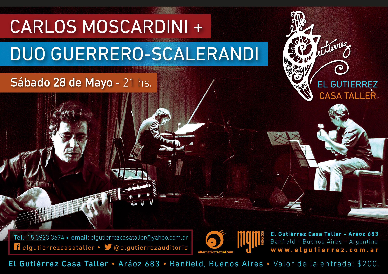 Moscardini + Duo Guerrero