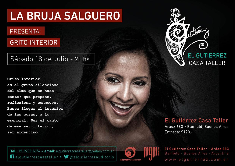 La Bruja Salguero
