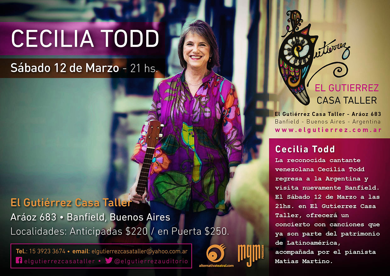 Cecilia Todd