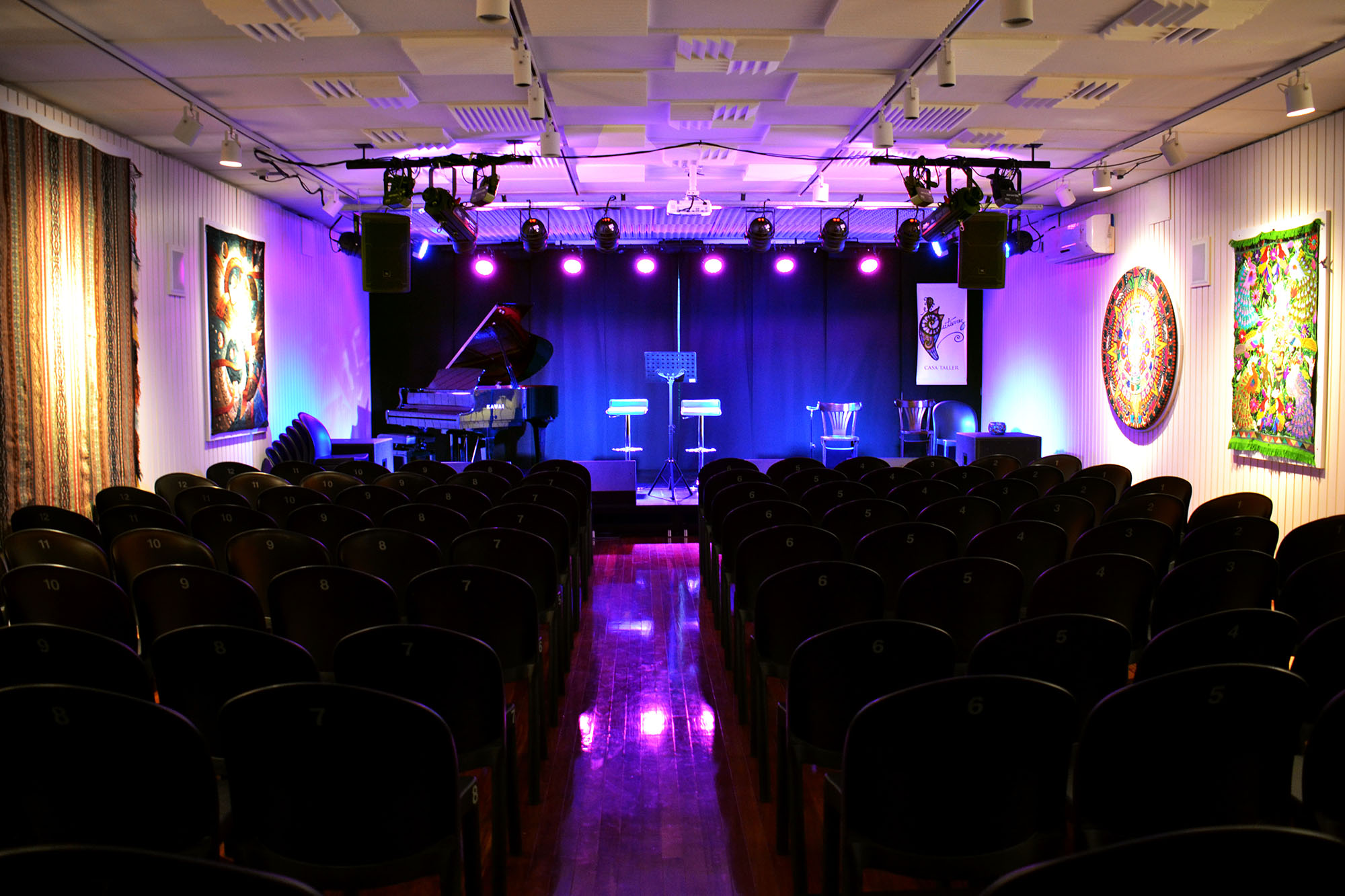 Auditorio El Gutierrez