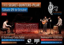 Trío_Segret - Quintero - Pilar
