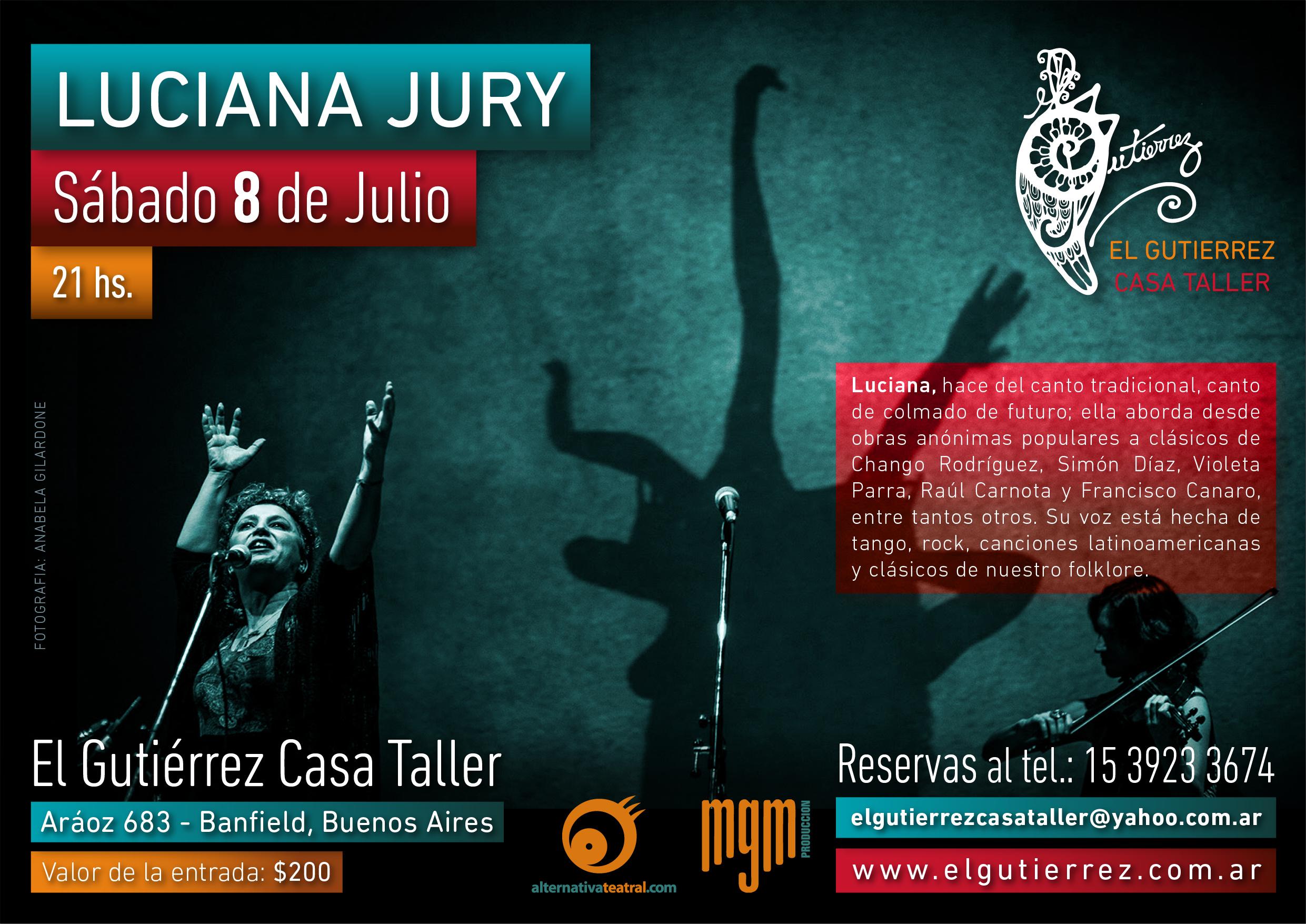 Luciana Jury