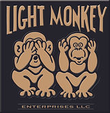 Light Monkey Logo Gear