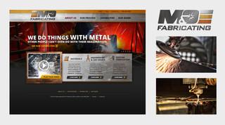 M&O Website Branding