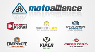 Motoalliance Logo Branding