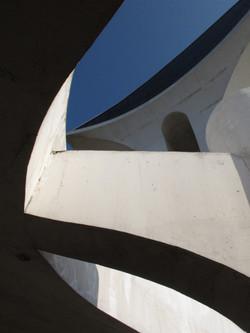 El primer encuentro con Niemeyer