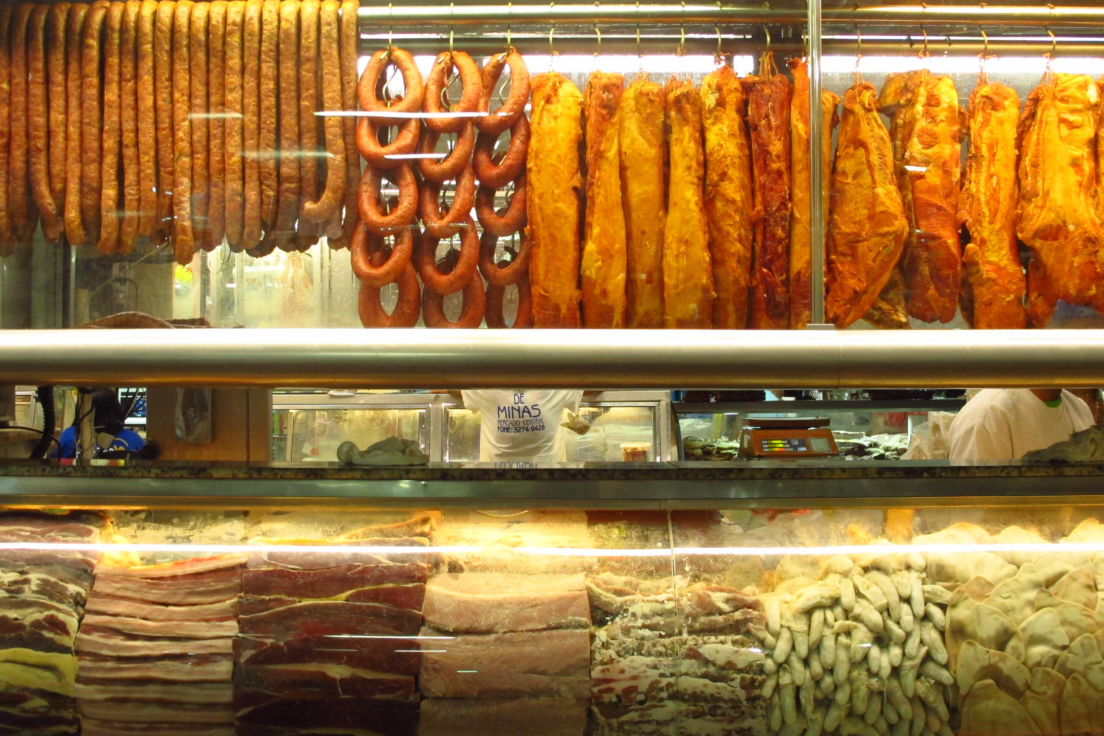 La carne no viene en bandeja