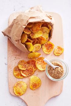 Chips pomme de terre gomasio Bio