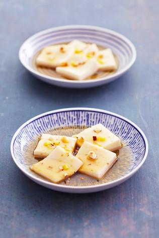 Tofu Soyeux Caramel Gingembre Bio