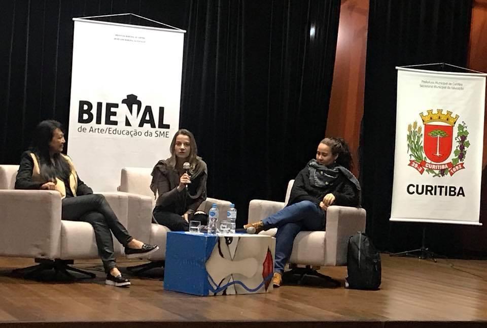 Bienal de arte educação 2018