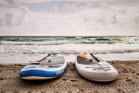 Paddleboard-Ocean-South-Point-Beach-Flor