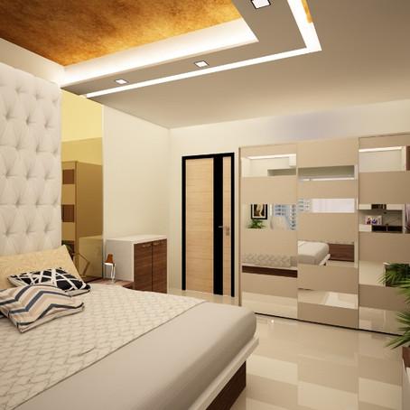 Small Bed Room | Shahnawaz Interio