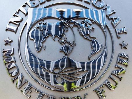 تقرير التوقعات الإقتصادية العالمية لصندوق النقد الدولي