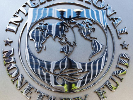 The IMF forecast for the global economy