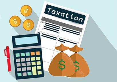 ضريبة القطاعات الغير رسميه
