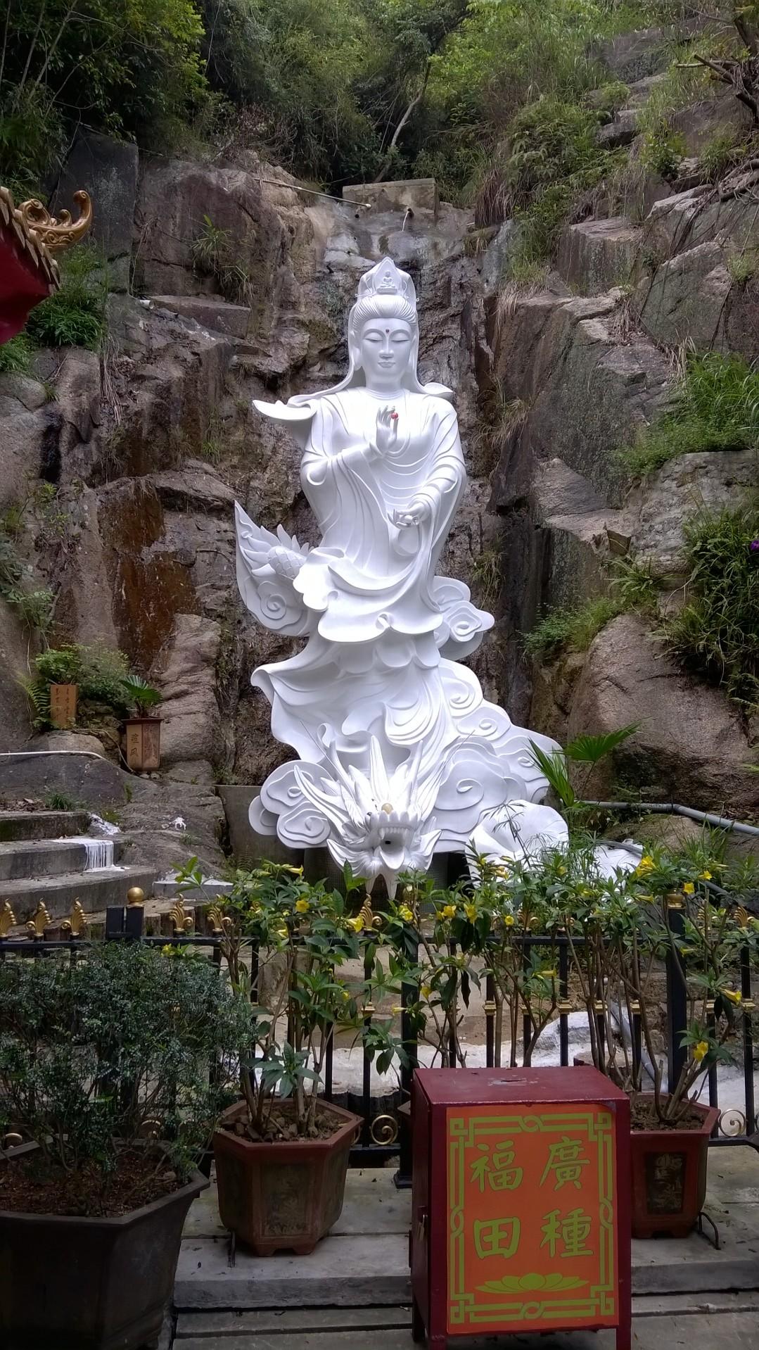 Guanyin statue, Hong Kong
