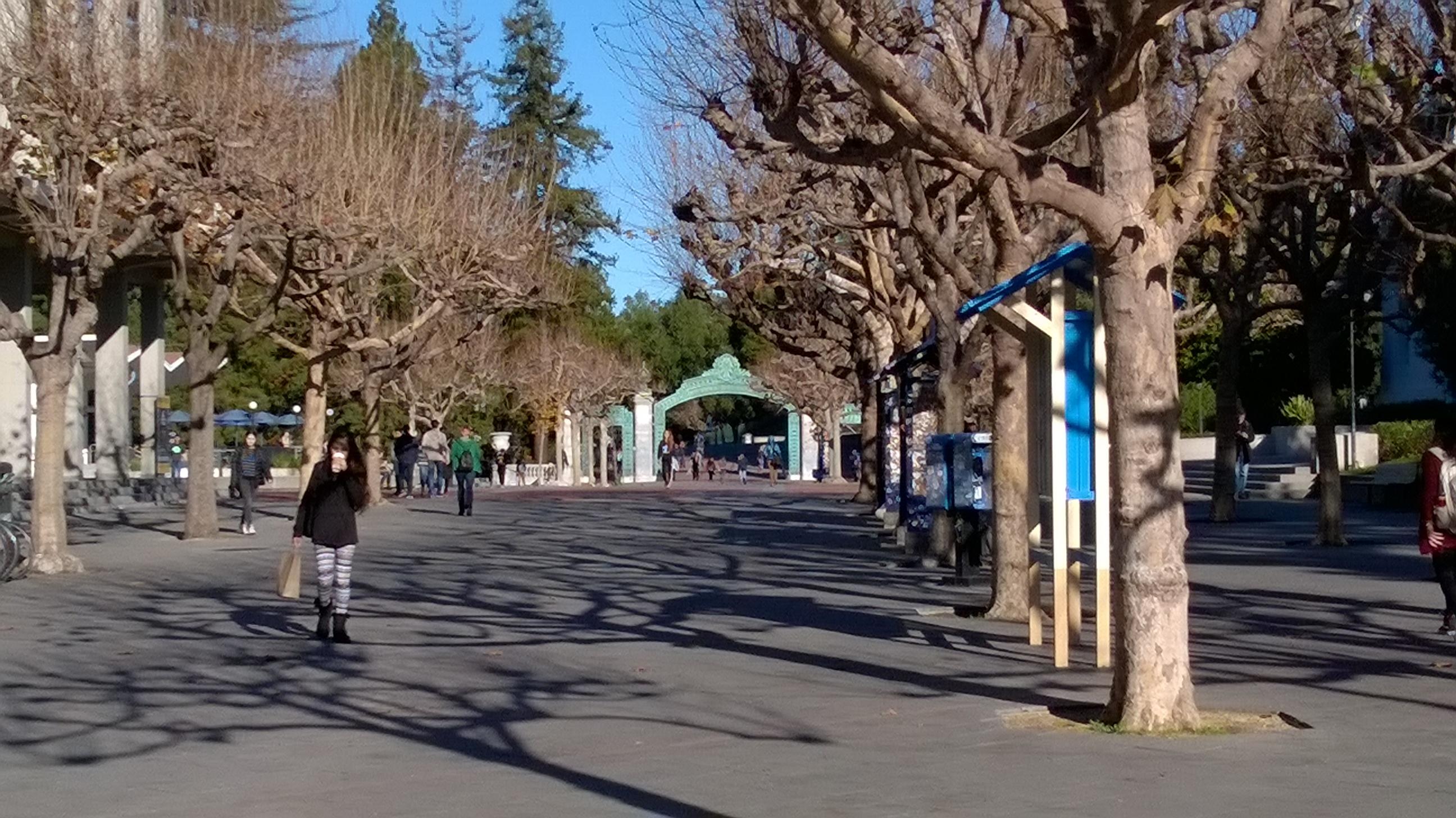 Berkeley Uni, CA