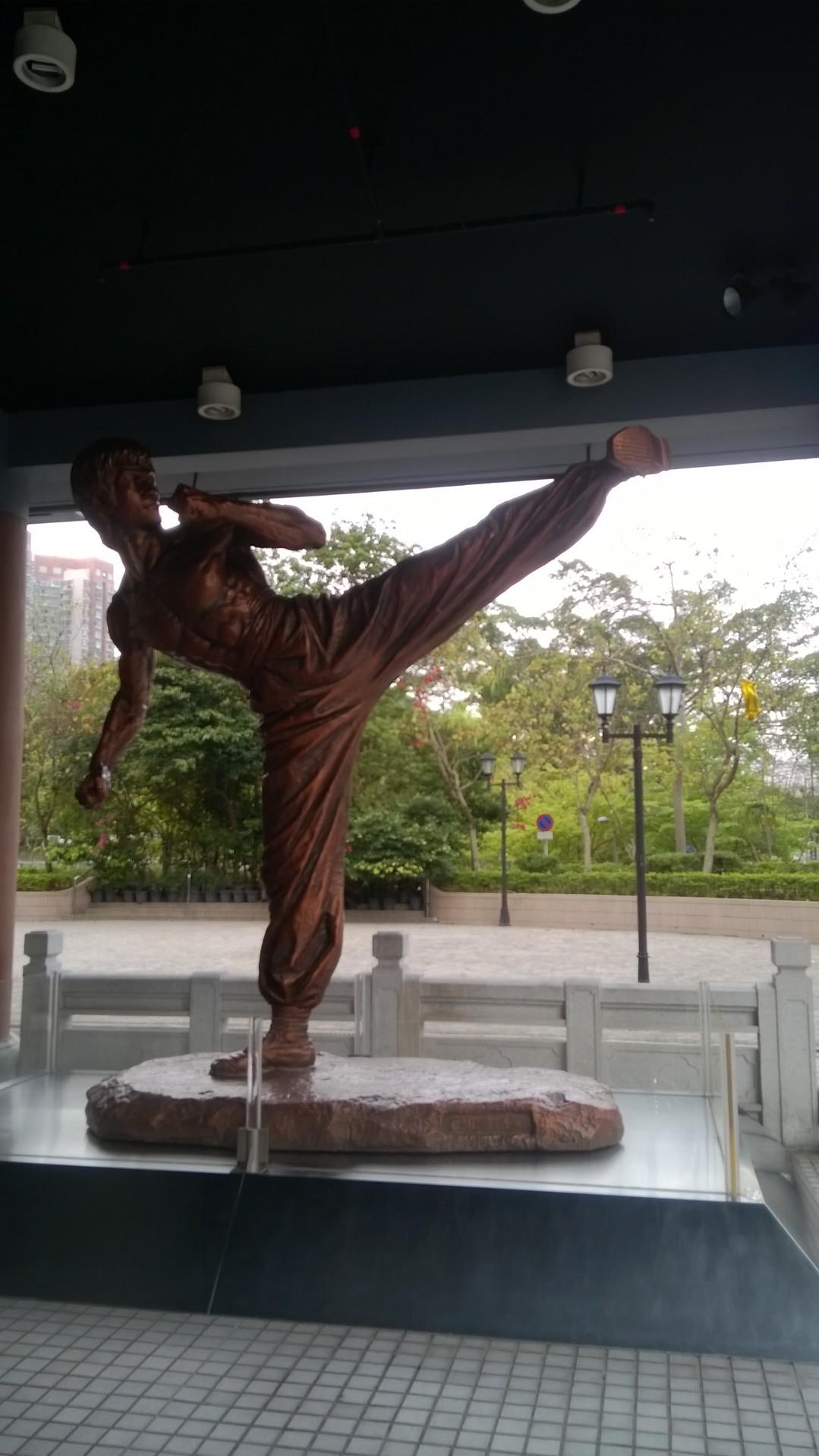 Bruce Lee, Hong Kong Heritage Museum