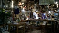 Religious (!) bar in Granada, Spain