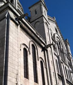 Sacre Coer, Montmartre