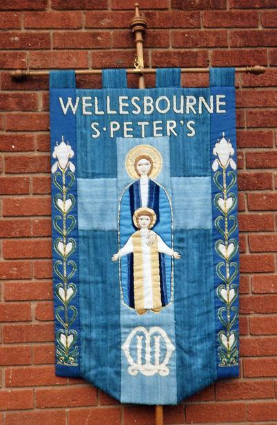 121 Wellesbourne, Fosse Deanery (1991).J