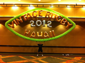 Rugby Banquet at Sheraton