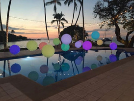 Mood Decor for Corporate Event in Kona