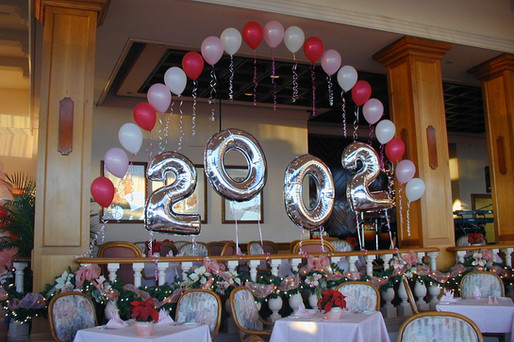 2002 New Year's Celebration