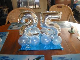 25th Anniversary Tabletop