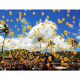 Balloon Release for Church