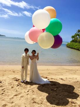 Wedding Beach Photo Op