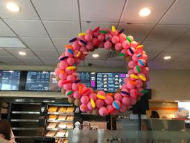 Dunkin Donut's Grand Opening
