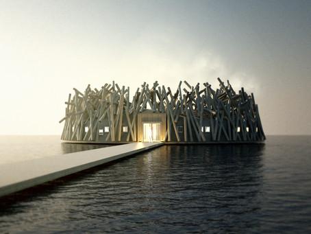 漂浮旅舍                                                        A Floating Hotel