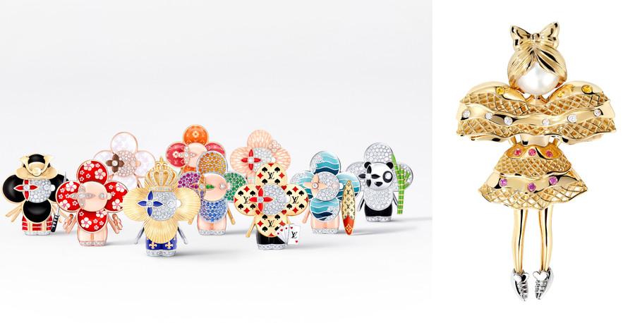 珠寶化身可愛吉祥物,為你的每一天帶來快樂與活力!