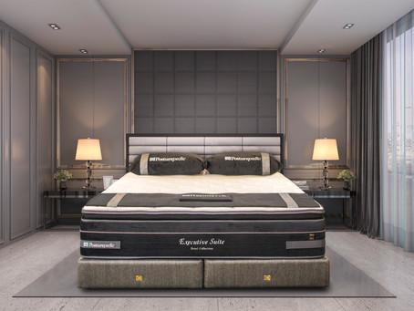 頂級睡眠品質 置身五星級總統套房